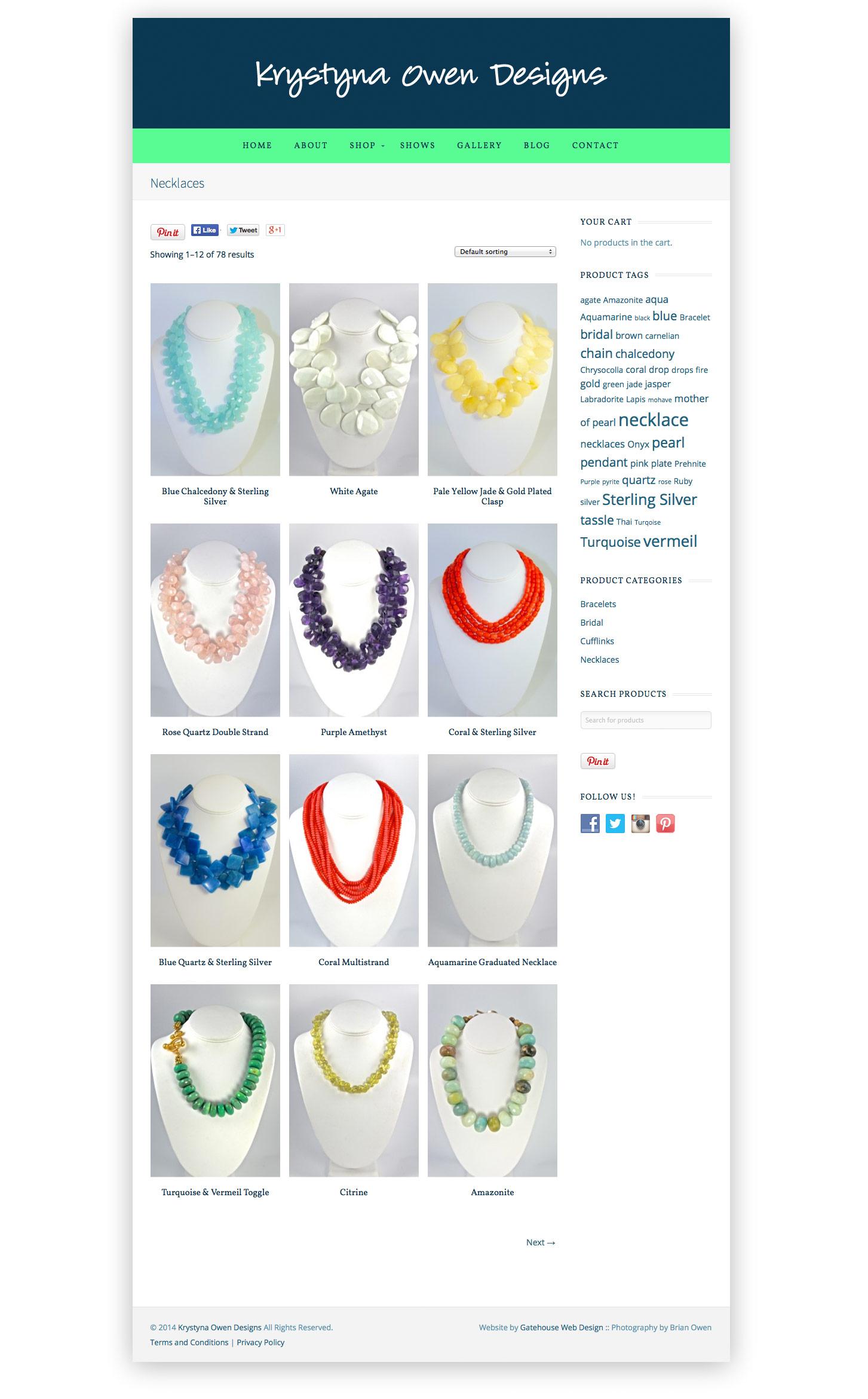 Gatehouse web design custom web site design development for Design and development consultants
